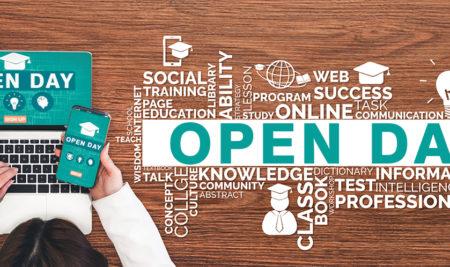 23 settembre – Open Day per i nuovi corsi in partenza